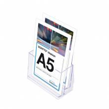 2 x A5 Spritzguss-Prospekthalter