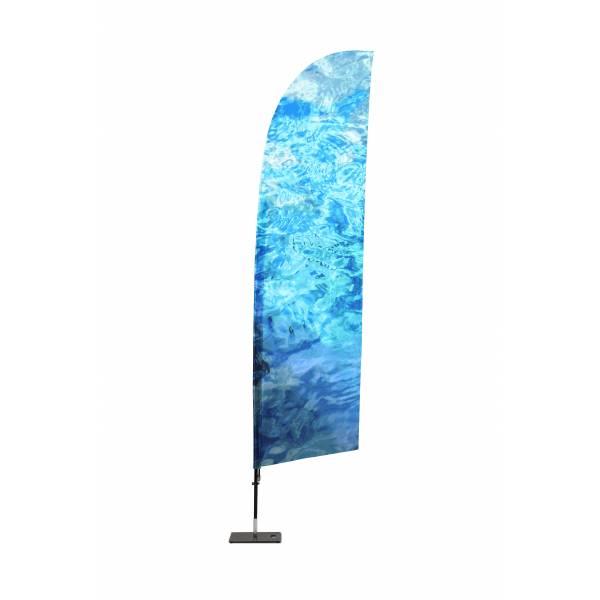 Beachflag Fiber Wind prints