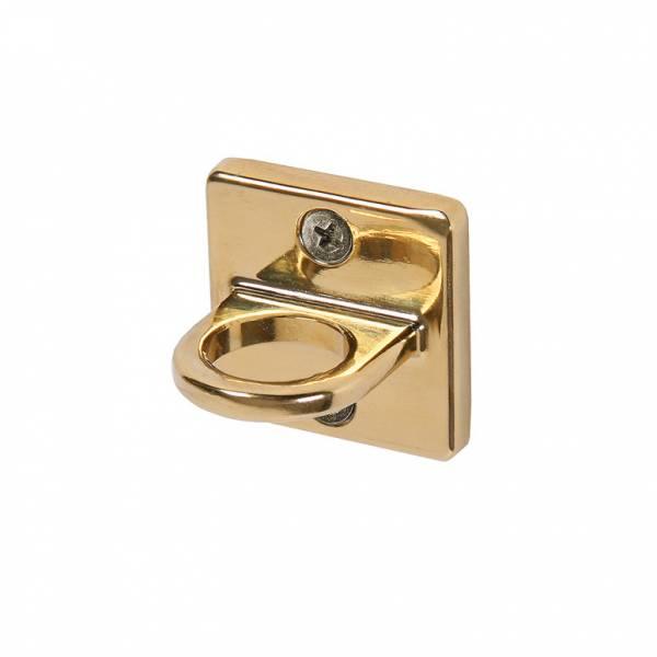 Kordelsystem Wandbefestigung (gold)