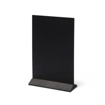 JD NATURA Kreidetafel-Aufsteller 210 schwarz