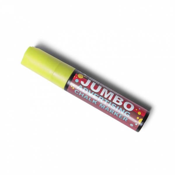 Kreidestift 15 mm / gelb