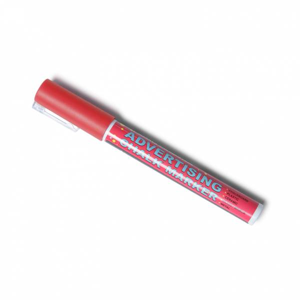 Kreidestift 3 mm / rot