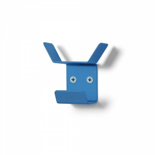 Minigarberobe blau