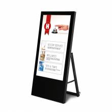 Digital Signage - Digitaler Kundenstopper ökonomisch