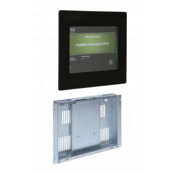 Tablet in Wall case