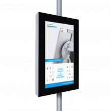 Digital Signage - Schaufenster Display