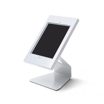 Slimcase Tablet-Halter, Tresen, weiß
