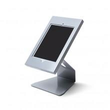 Slimcase Tablet-Halter, Tresen, silber