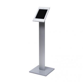 Slimcase Tablet-Halter, freistehender Stand, weiß