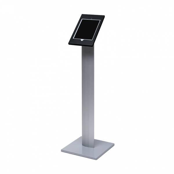 Slimcase Tablet-Halter, freistehender Stand, schwarz