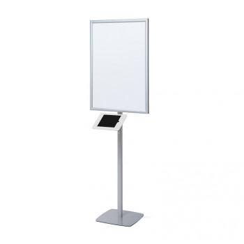 LED Stand, mit Slimcase Tablet-Halter