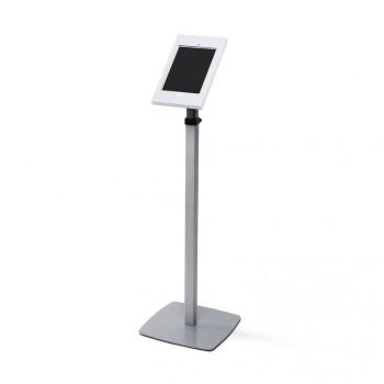 Slimcase Tablet-Halter, höhenverstellbarer Stand, weiß
