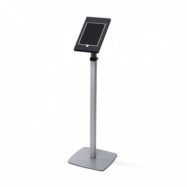 Slimcase Tablet-Halter, höhenverstellbarer Stand, schwarz