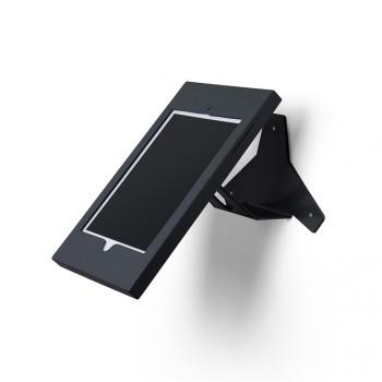 Slimcase Tablet-Halter, Wandmontage mit Neigung, schwarz