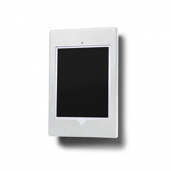 Slimcase Tablet-Halter, Wandmontage, weiß
