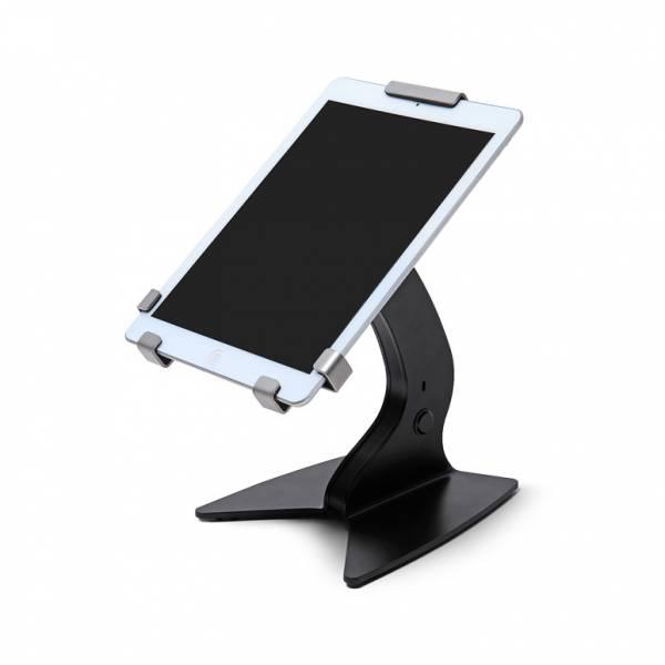 Trigrip Tablet-Halter Tresen fix, für 7 Zoll, schwarz