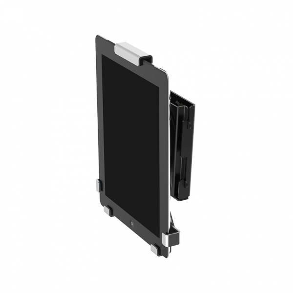 Trigrip Tablet-Halter Wandmontage fix, für 10 Zoll, schwarz
