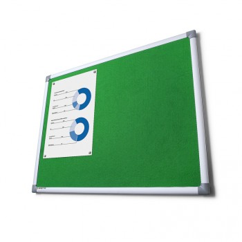Pintafel Filz 90x120, grün