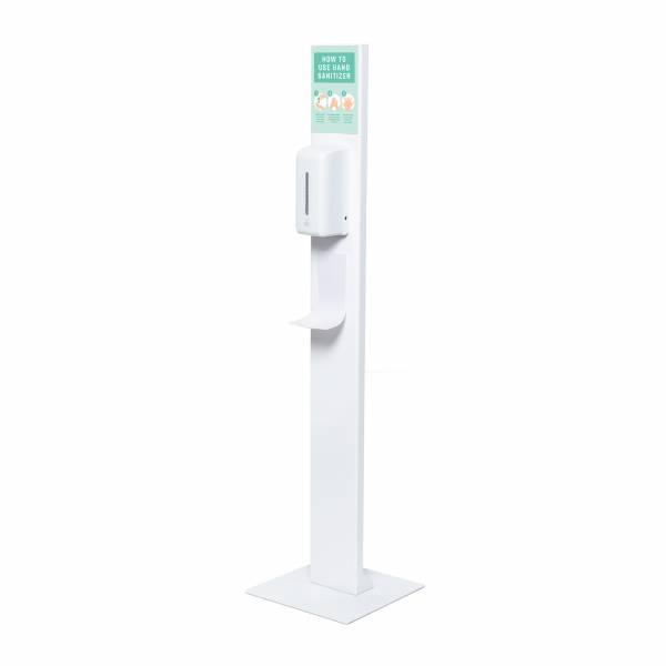 Desinfektionsständer Design mit automatischem Spender