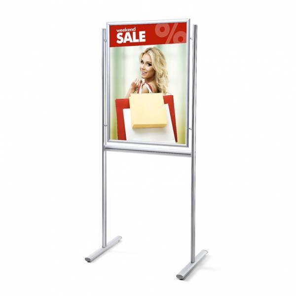 Infoboard 25 mm / Gehrung, 70x100