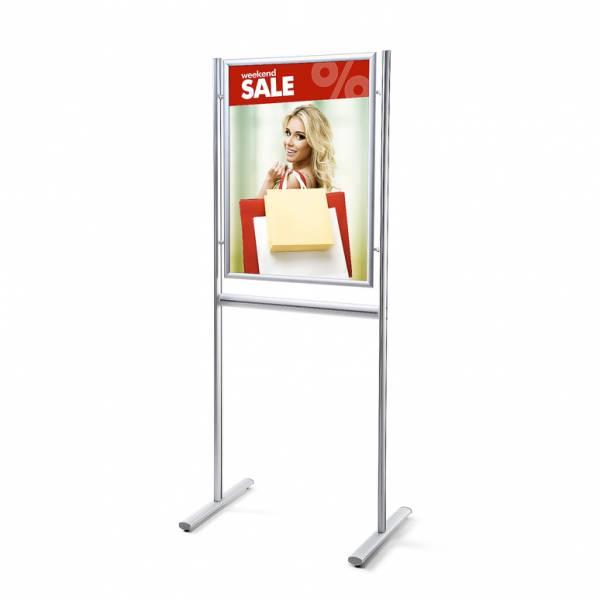 Infoboard 25 mm / Gehrung, DIN A1