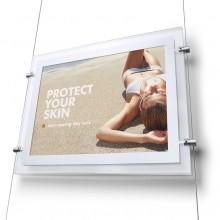 LED-Tafel Hochformat