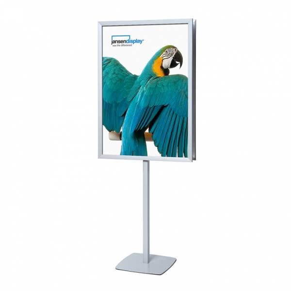 Infoständer Design CUBE 270x100