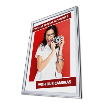 Design-Klapprahmen COMPASSO ® 70x100 (37 mm)