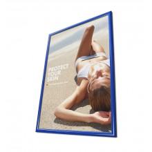 Klapprahmen 50x70 (blau - 25 mm)