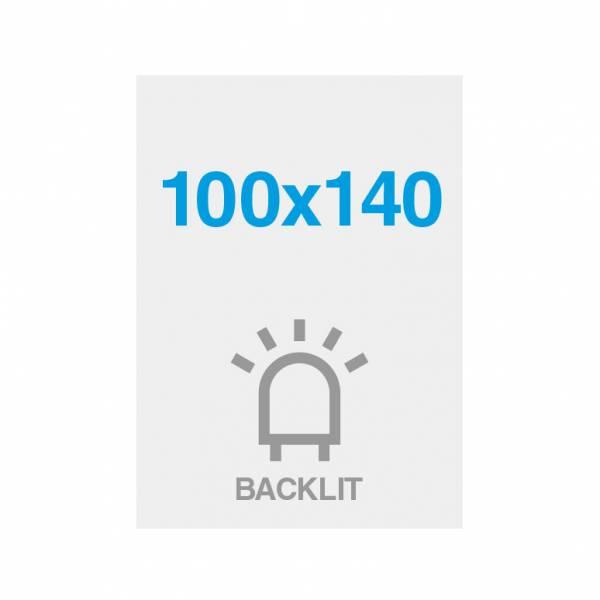 Premium Backlit PP Folie 200g/m2, Satin Oberfläche, 1000x1400mm