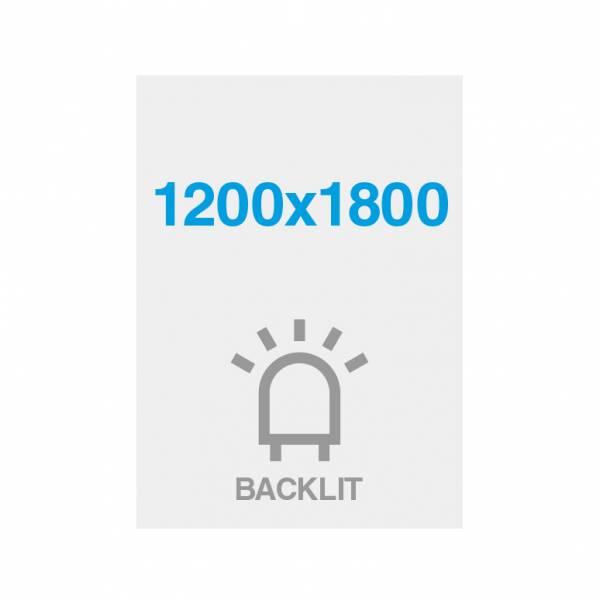Premium Backlit PP Folie 200g/m2, Satin Oberfläche, 1200x1800mm