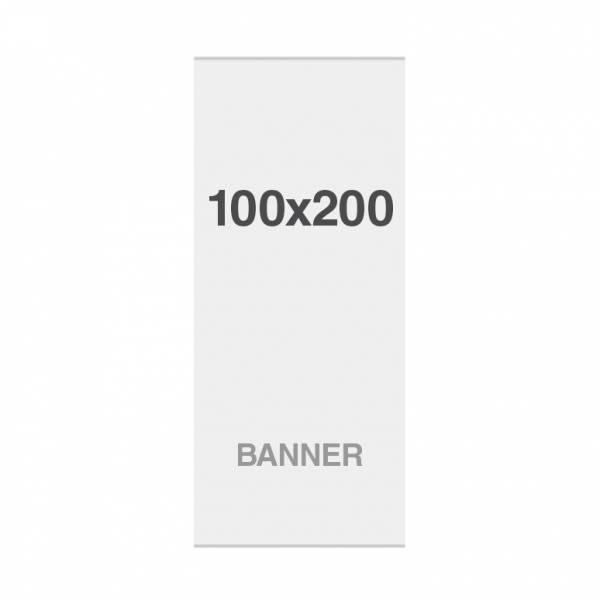 Banner No Curl mit Magnethalterung 220g/m2, 1000x2000mm