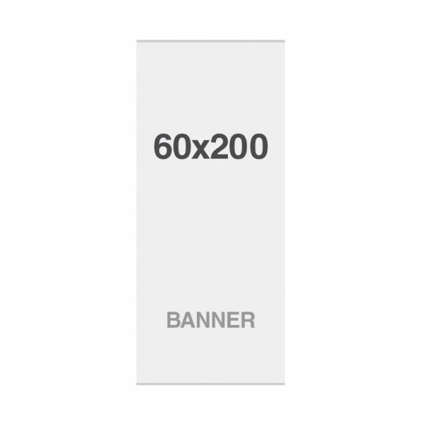 Banner Symbio mit Magnethalterung 510g/m2, 600x2000mm