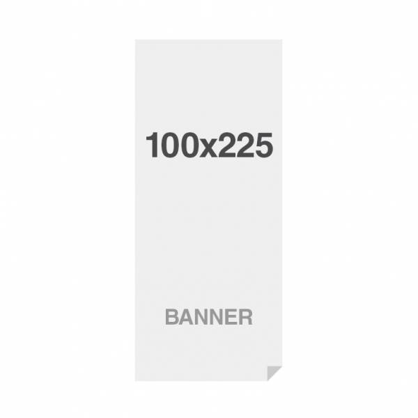 Premium Banner No-curl PP Folie 220g/m2, matte Oberfläche, 1000 x 2250 mm