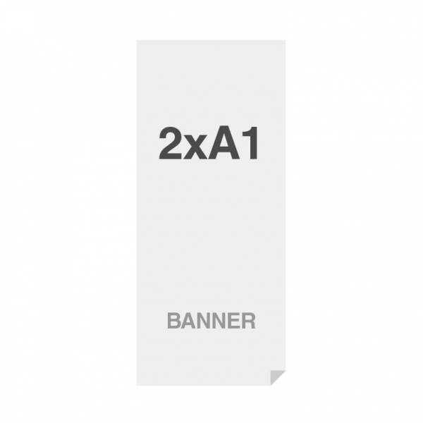 Premium Banner No-curl PP Folie 220g/m2, matte Oberfläche, 594x1682mm