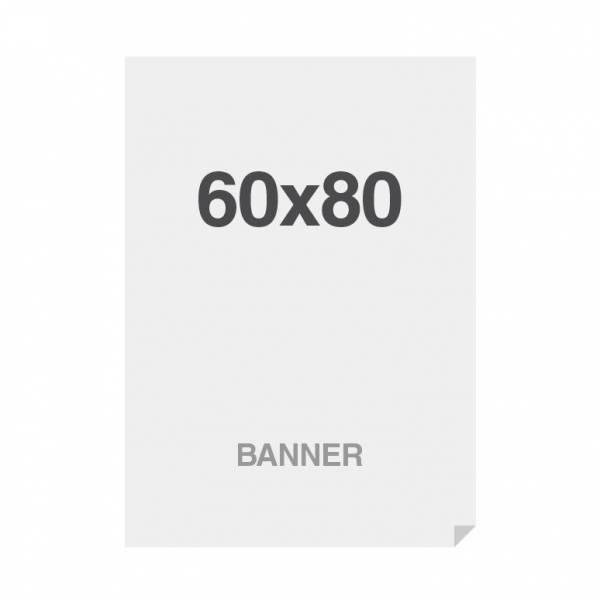 Premium Banner No-curl PP Folie 220g/m2, matte Oberfläche, 600x800mm