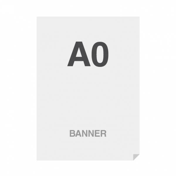 Premium Banner No-curl PP Folie 220g/m2, matte Oberfläche, A0 (841x1189mm)