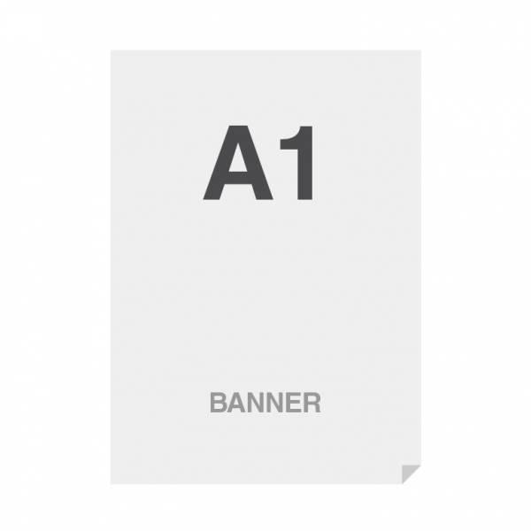 Premium Banner No-curl PP Folie 220g/m2, matte Oberfläche, A1 (594x841mm)