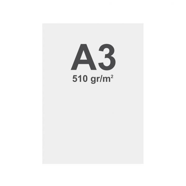 Latex Symbio frontlit  DIN A3, matt, 510g m2