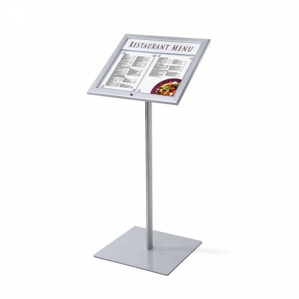 Outdoor Menu Board 2xA4 mit Beleuchtung