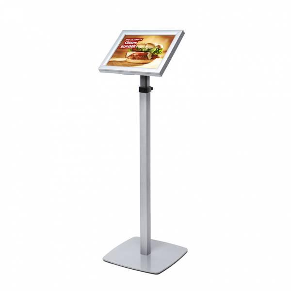 Speisekartenständer LED (A4)