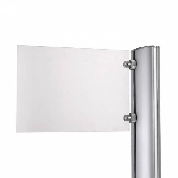 Topschild seitlich, 280x180 mm