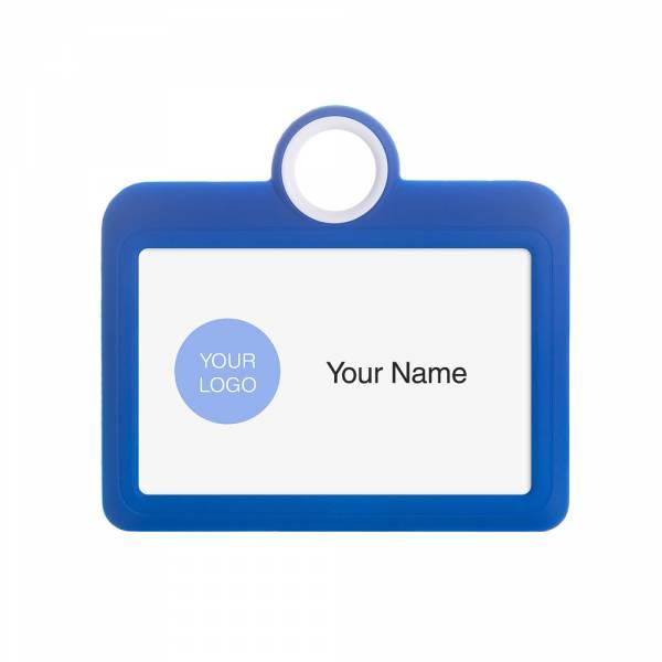 ID Karte, 85x54 blau
