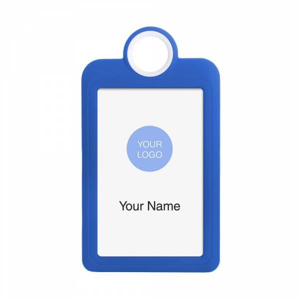 ID Karte, 54x85 blau