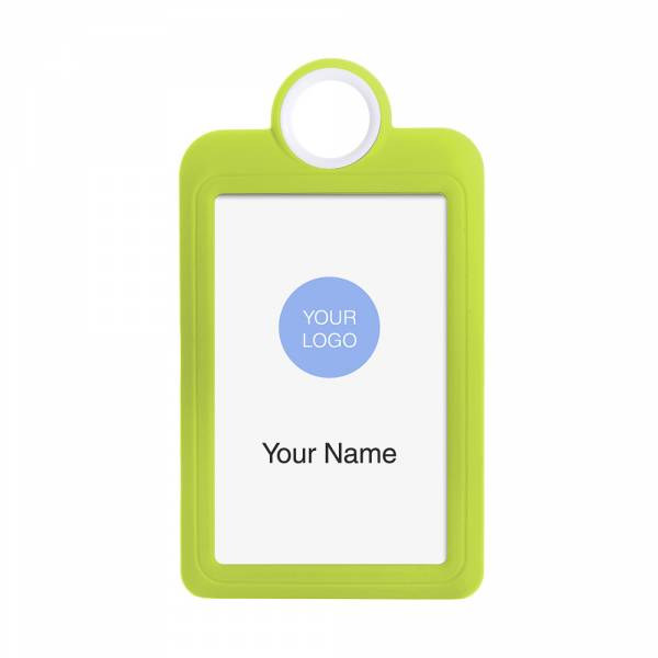ID Karte, 54x85 gelb