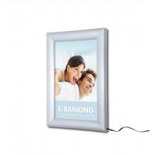 LED-Leuchtrahmen DIN A4