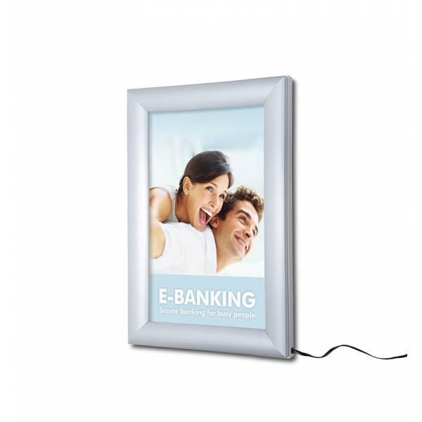 LED-Leuchtrahmen, DIN A4