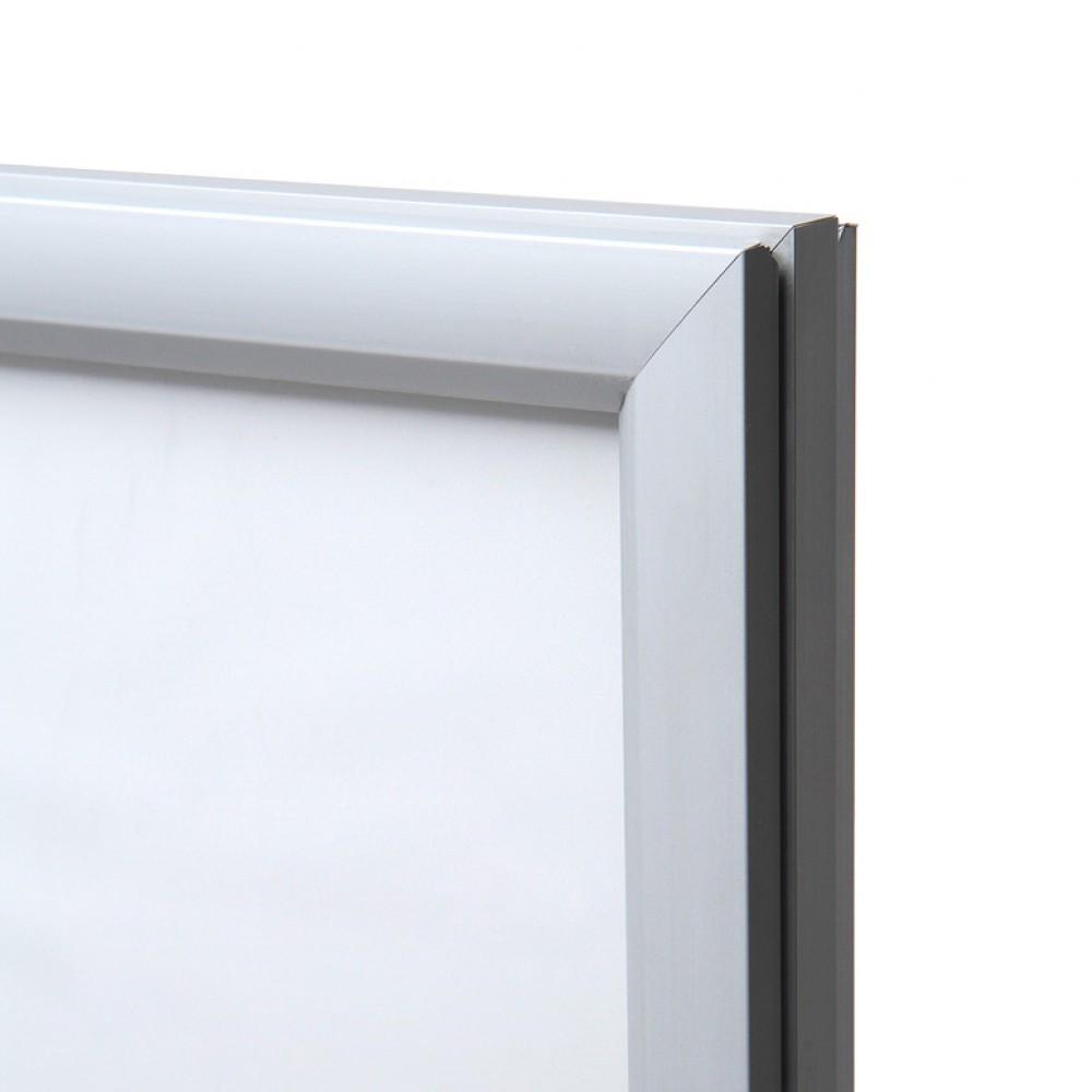 led posterstele doppelseitig din a1 jansen. Black Bedroom Furniture Sets. Home Design Ideas