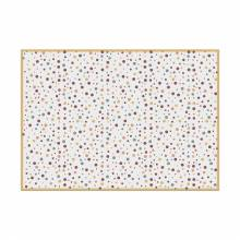 Placemat Dots Colour Earth