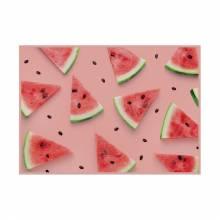 Tischsets Wassermelonen